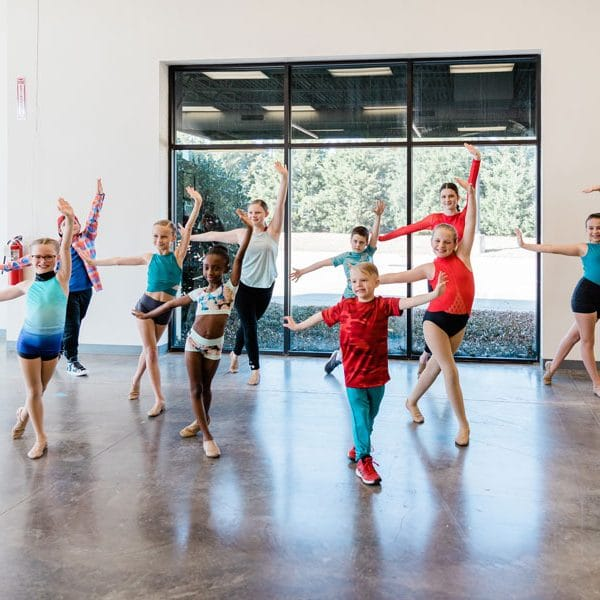 dance studio membership murphy